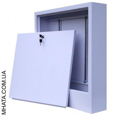 Шкаф коллекторный наружный №1 (420х600х120) на 3-4 выхода