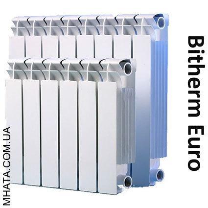 Биметаллический радиатор BITHERM 500*96 Польша