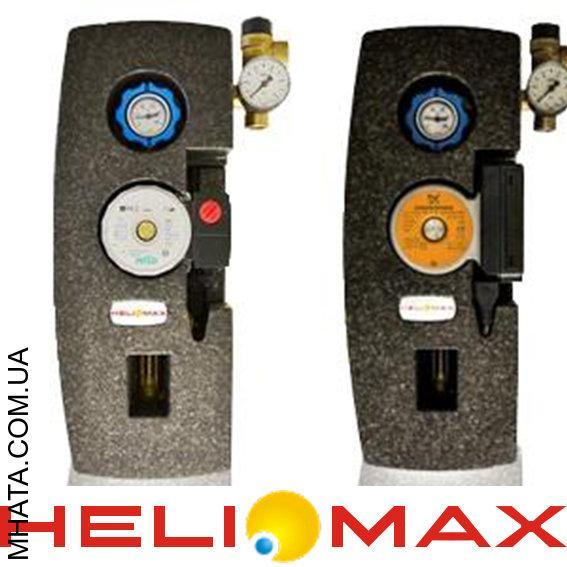 Одинарная насосная группа Heliomax HMP1 2-12 л/мин