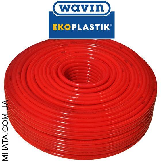 Труба для теплого пола WAVIN EKOPLASTIK PE-Xc EVON 16х2,0 мм, Чехия