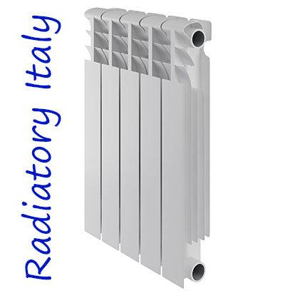 Биметаллический радиатор RadiatoriItaly 500*96 Турция (итальянский бренд)