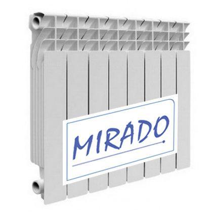 Биметаллический радиатор Mirado 500*96 Украина