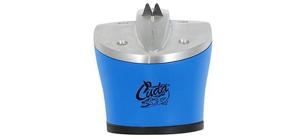 Точилка универсальная Cuda 2 в 1 для ножей и ножниц