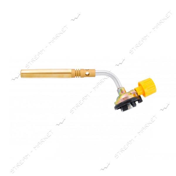 Горелка для газового баллона MASTERTOOL 44-5021 Огонек d14мм 1300°C