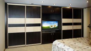 Фото Шкафы-купе (командор и сенатор) под заказ  шкаф-купе в спальню встроенный по индивидуальным размерам в гродно