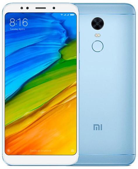 Xiaomi RedMi 5 Plus 64Gb (Розовый, голубой)