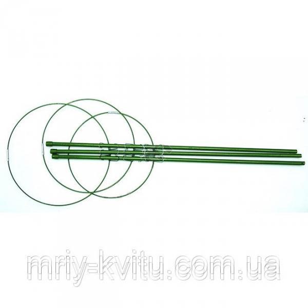 Опора для растений кольцеобразная 54см