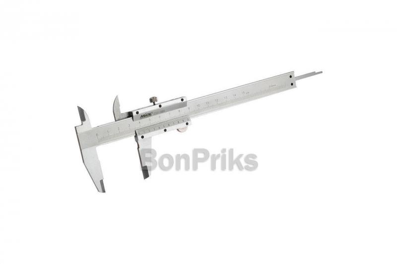 Штангенциркуль Miol - 300 мм, цена деления 0,02 мм