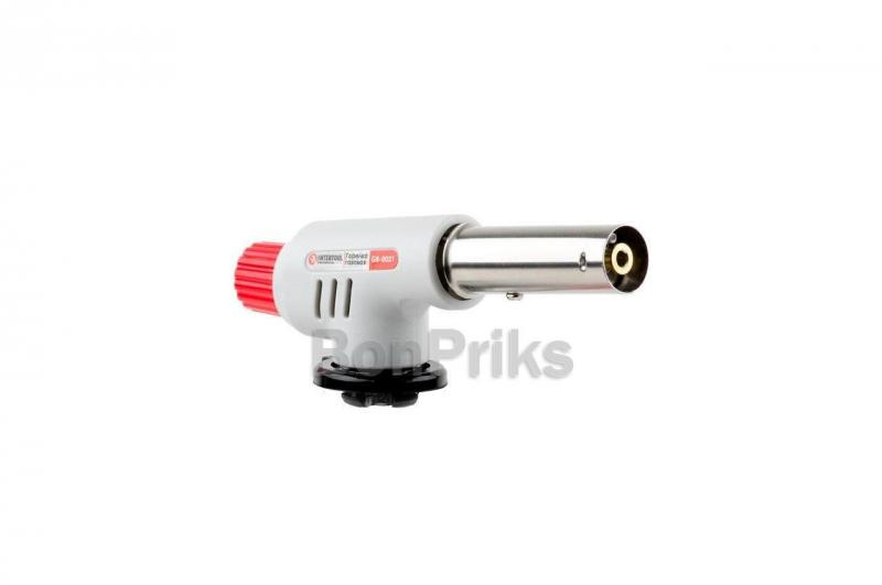 Горелка газовая c пьезоподжигом Intertool - GB-0021
