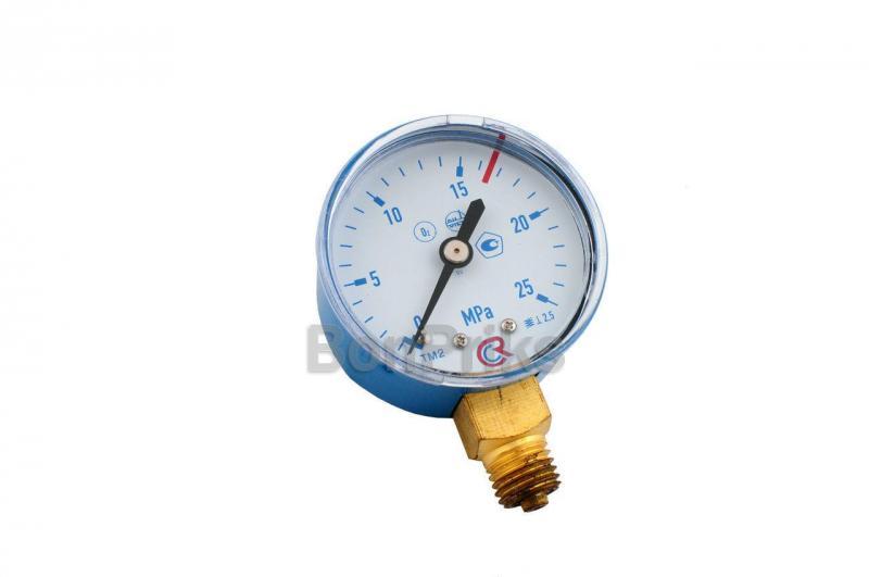 Манометр кислородный - 0-25 МПа