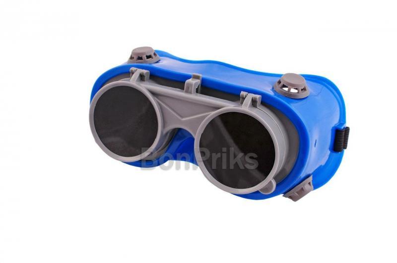 Очки Vita - откидные круглые