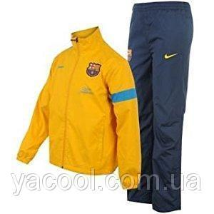 Фото Спортивный костюм детский, взрослый, подросток. Спортивный костюм непромокаемый из плащевки на подкладке с нанесением логотипа команды. Куртку можно отдельно