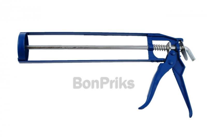 Пистолет для силикона Miol - скелетный, 225 мм
