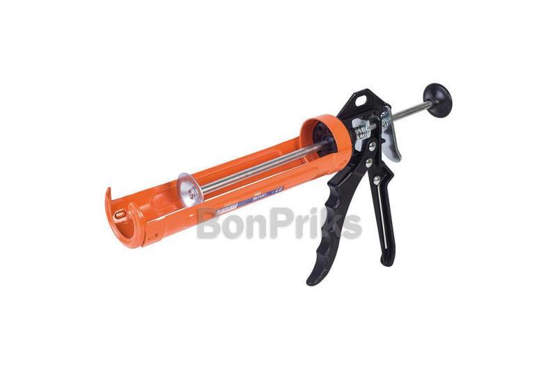 Пистолет для силикона Miol - усиленный, 225 мм