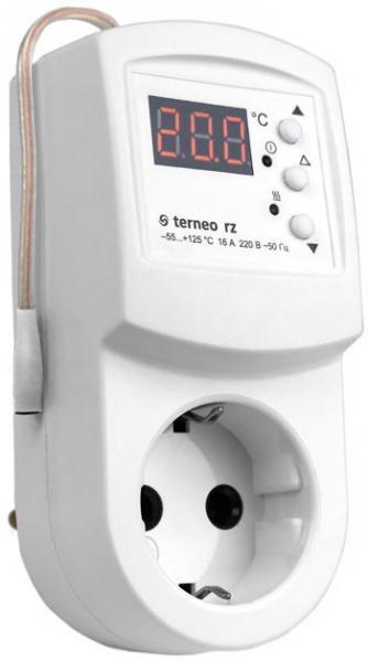 Терморегулятор terneo rz (розеточный)