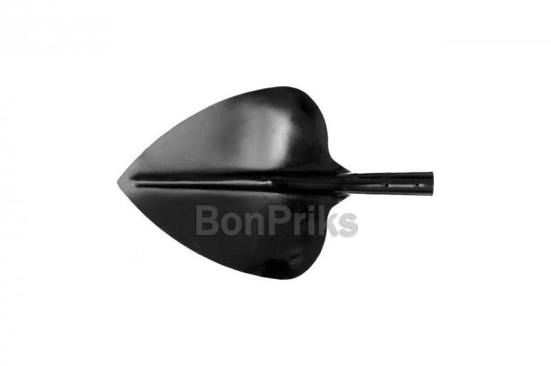 Лопата породная ТМЗ - ЛПР, черная