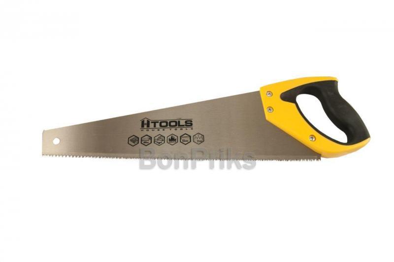 """Ножовка по дереву Housetools - 400 мм x 11T x 1"""" x 3D"""