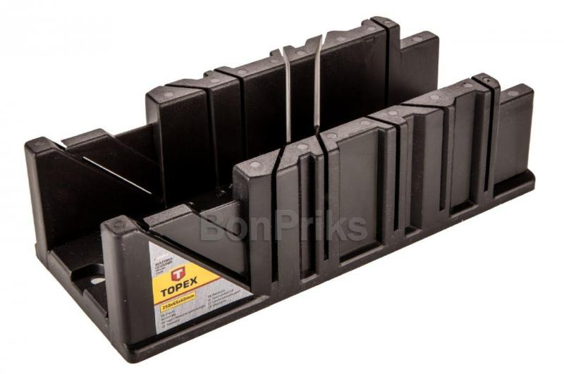 Стусло пластиковое Housetools - 250 х 65 х 60 мм