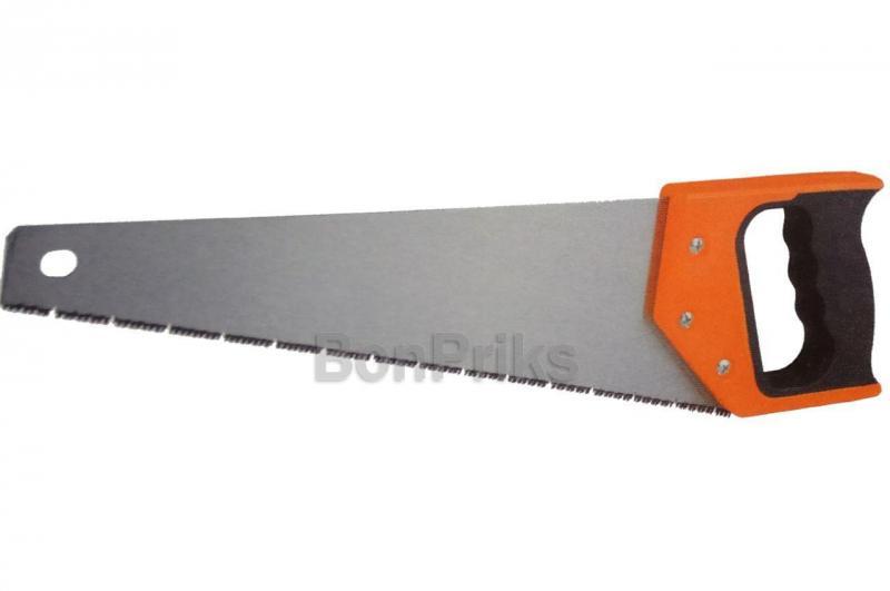 "Ножовка по дереву Miol - 400 мм x 7T x 1"" x 3D"
