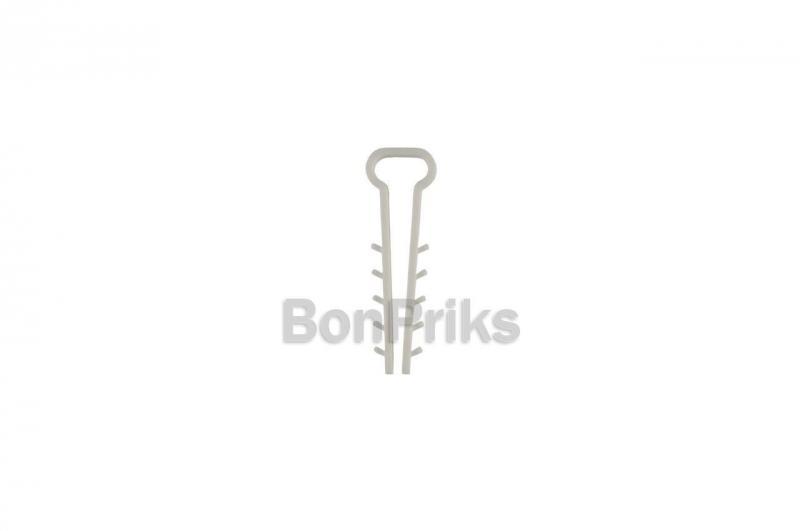 Дюбель-елочка Apro - 10 x 5 мм, плоская (100 шт.)