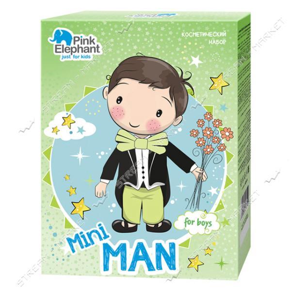 Подарочный набор Pink Elephant Mini Man