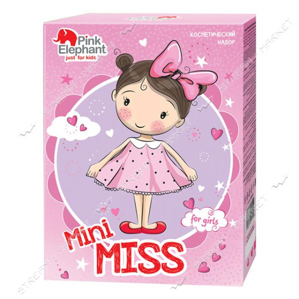 Подарочный набор Pink Elephant Mini Miss