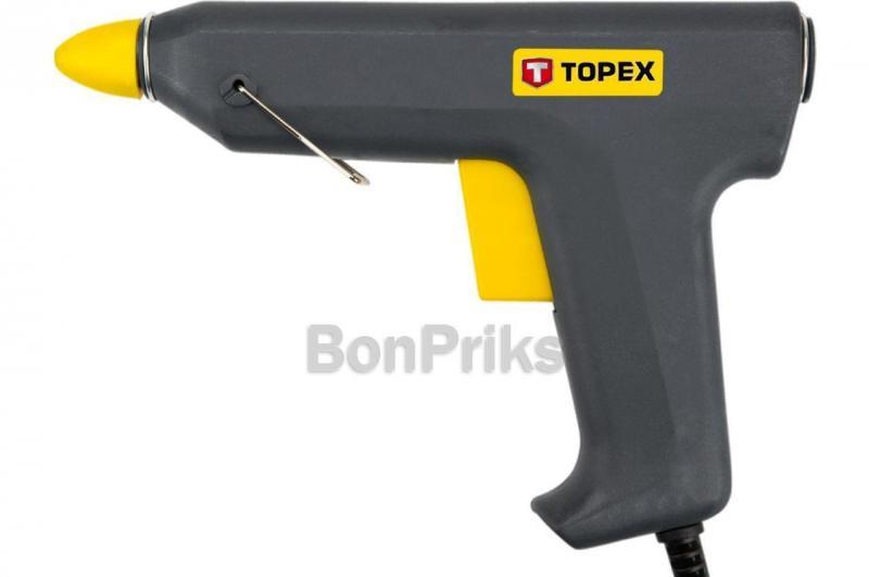 Пистолет клеевой Topex - 78 Вт, 18 г/мин