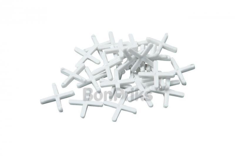 Крестики для плитки Mastertool - 4 мм (120 шт.)