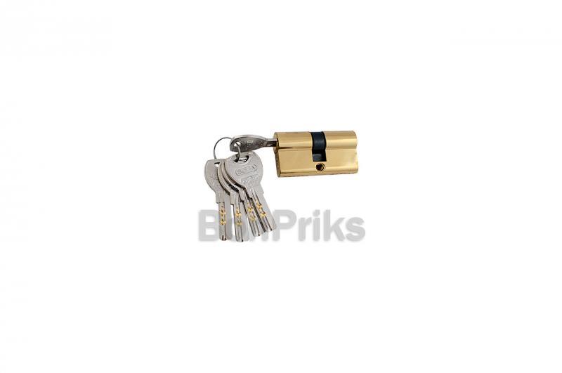 Цилиндр лазерный FZB - 60 мм 30/30 к/к Sofia SN (латунь)