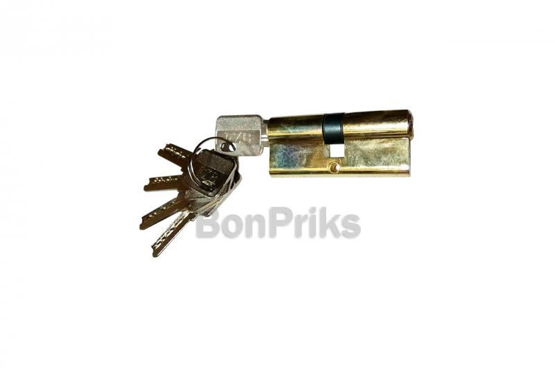Цилиндр лазерный FZB - 60 мм 30/30 к/к PB (цинк)
