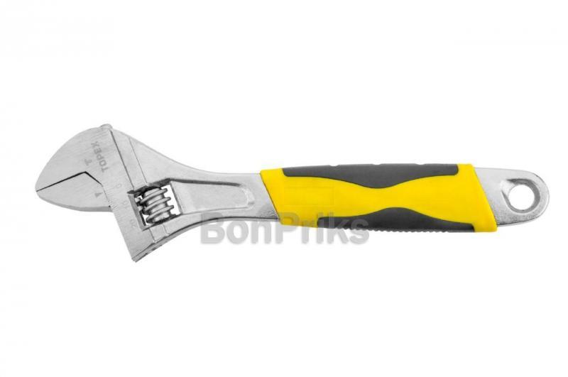 Ключ разводной Topex - 250 мм (0-31 мм)