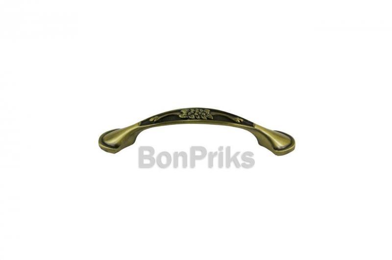 Мебельная ручка FZB - 96 мм 1027 AB