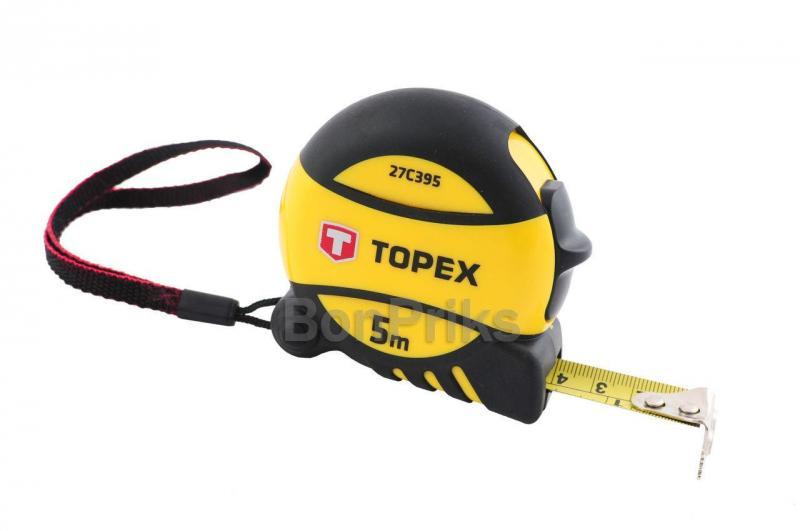 Рулетка Topex - 3 м х 16 мм, Prof
