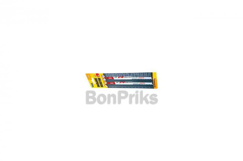 Полотно пильное для лобзика Mastertool - 108 х 2,4-5 мм, дерево-пластик-металл (2 шт.)