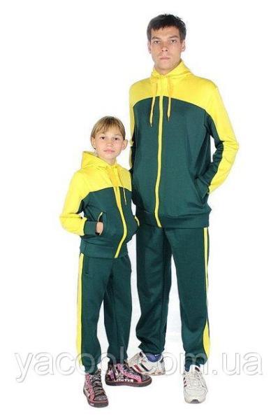 Спортивный костюм девочка, подросток , школа 104 -158 рост трикотаж.