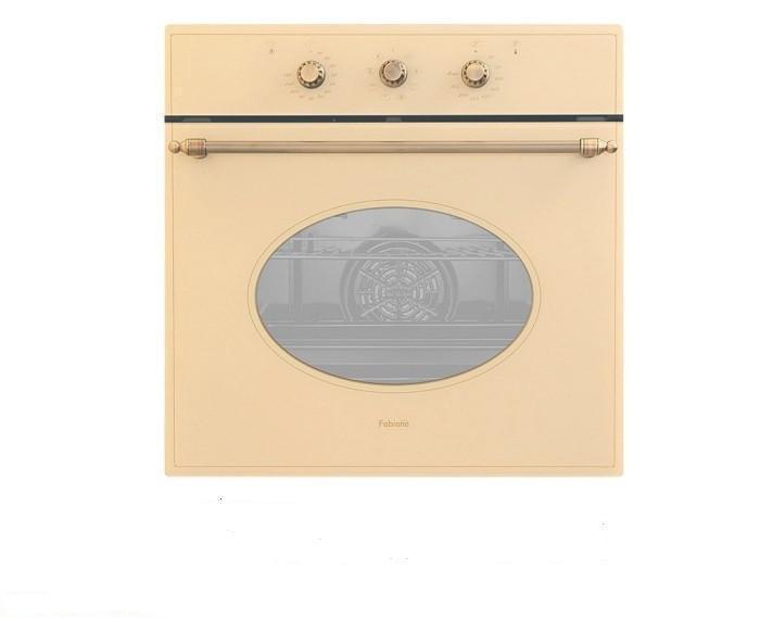 Духовой шкаф электрический Fabiano  FBO-R 42 Cream Glass