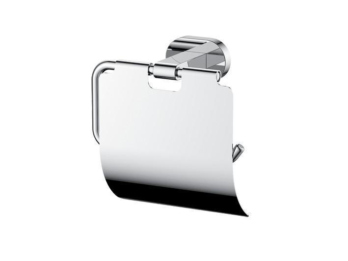 Держатель для туалетной бумаги Welle D52073 хром