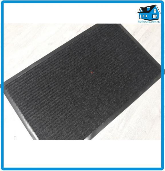 """Придверный коврик на резиновой основе """"Полоса"""" 50*80см"""