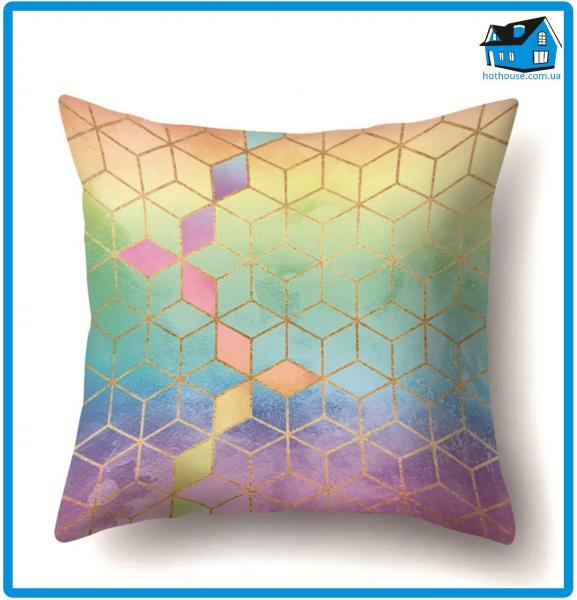 Подушка декоративная 45 х 45 см 48010