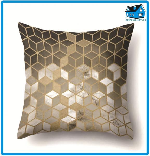 Подушка декоративная 45 х 45 см 48014