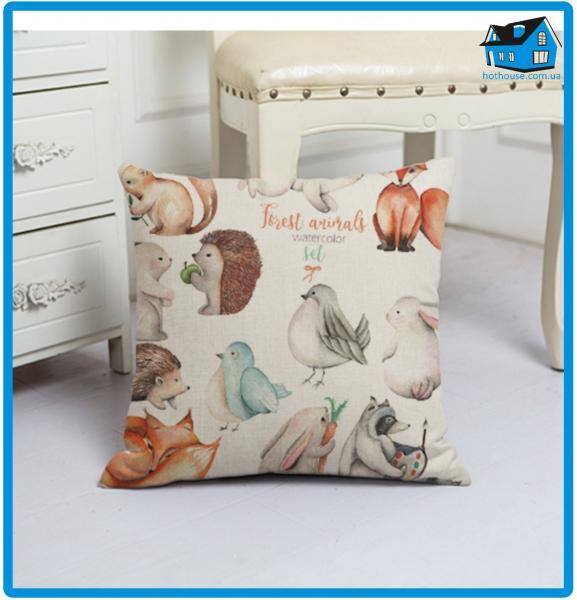 Подушка декоративная 45 х 45 см 48028