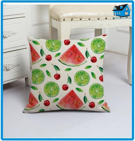 Подушка декоративная 45 х 45 см 48032