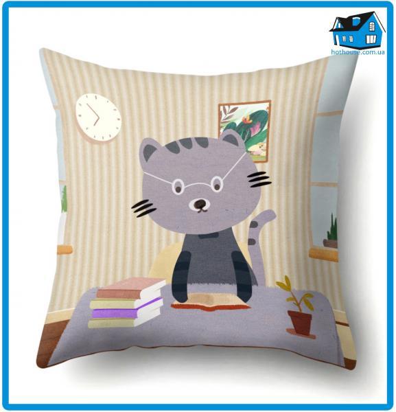 Подушка декоративная 45 х 45 см 48054