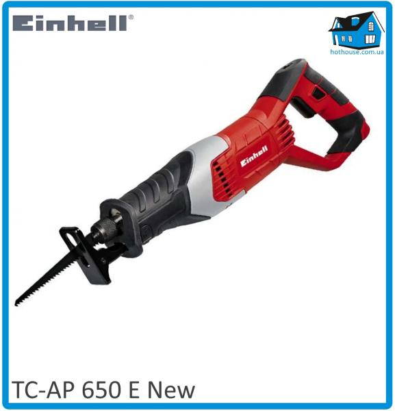 Пила сабельная Einhell TC-AP 650 E New