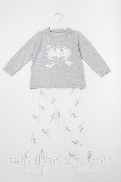 Пижама 71030 (св.серый)