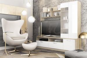 Фото  ДСВ мебель-Гостиная №3 Софи