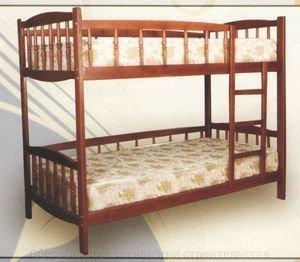 Фото Кровати ТИС - Кровать деревянная 2-х ярусная