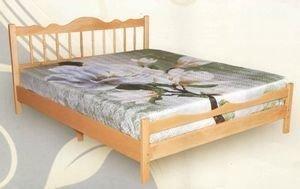 Фото  ТИС - Кровать деревянная