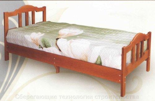 """ТИС - Кровать деревянная """"Карина"""""""