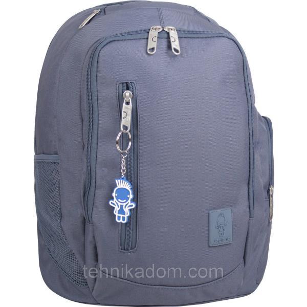 Украина Рюкзак для ноутбука Bagland Техас 29 л. Темно серый (00532662)